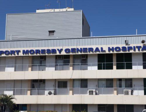 Black Swan International Guards Apprehend Suspect At Port Moresby General Hospital