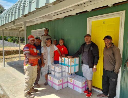 BSI supports UN relief effort in Tari-Pori